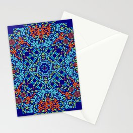 """""""Snowflakes"""" series #8 Stationery Cards"""