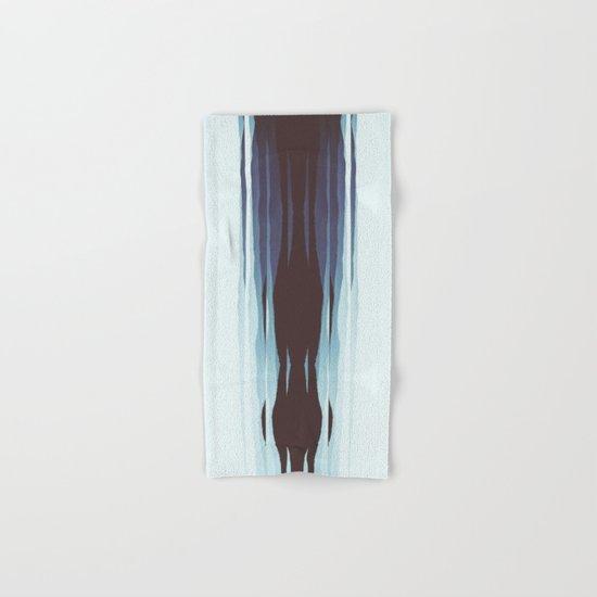Abstract fine art piece Hand & Bath Towel