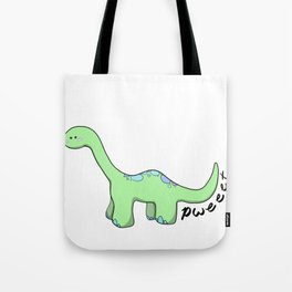 Did the dinosaurs Fart? Tote Bag