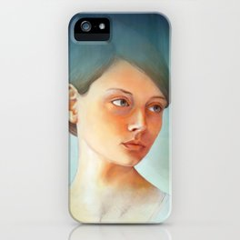 Wash Away iPhone Case