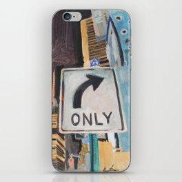 47 street iPhone Skin