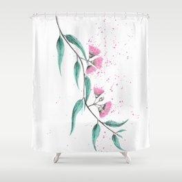 Eucalyptus Lush Shower Curtain