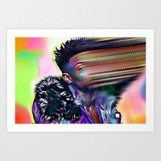 21 Savage Art Print