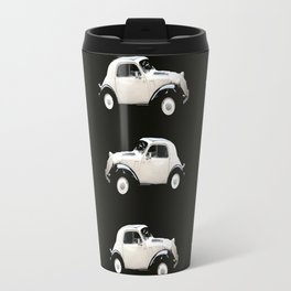 Fiat 500 Toppolino - italian vintage automobile - #society6 #buyart Travel Mug
