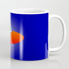 Flying Saucer Coffee Mug