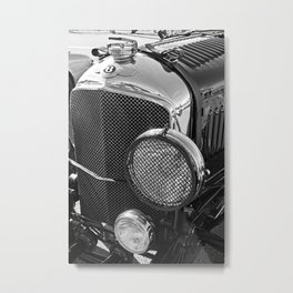 A 1928 Bentley - MP 2219 Metal Print