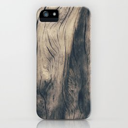 driftwood iPhone Case