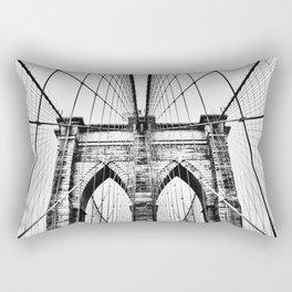 Brooklyn Bridge x Rectangular Pillow