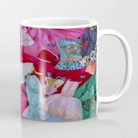 barbie Mugs featuring Barbie by Kelsey Spinn