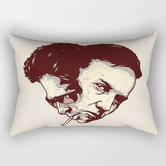 In Tyler We Trust Rectangular Pillow