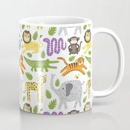 Kids Jungle Design Coffee Mug