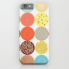 Circle pattern Slim Case iPhone 6s