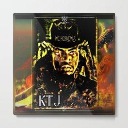 Men of Honor 01: KTJ-03 Metal Print