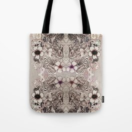 Entangled Bouquet Tote Bag