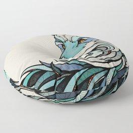 Berlin Fox Floor Pillow