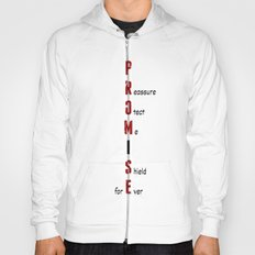 BWR No. 4 Promise (White) Hoody