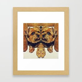 Rosco Framed Art Print