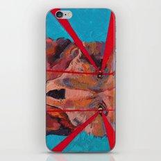 Foxy Eyes iPhone & iPod Skin