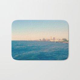 Cleveland Skyline  Bath Mat