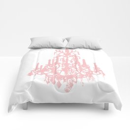 Crystal fading Comforters