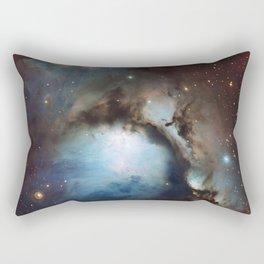 Space HD Design Rectangular Pillow