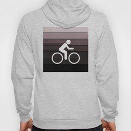 Biking Brown Hoody