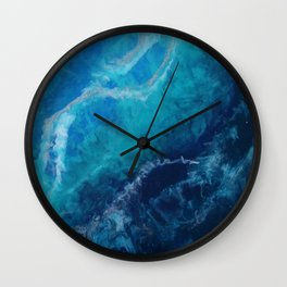 Ethereal Solitude Wall Clock