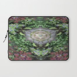 The Spring Butterfly Laptop Sleeve
