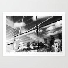 City #2 Art Print