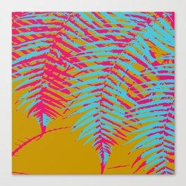 colorful tropics Canvas Print