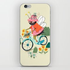 Bee iPhone & iPod Skin