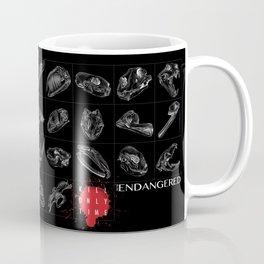 Endangered Species 2018 Coffee Mug