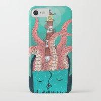 sleep iPhone & iPod Cases featuring Sleep by Arron Croasdell