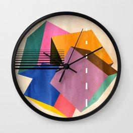 Games Dice Wall Clock