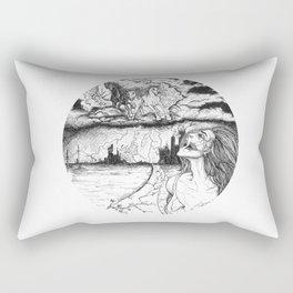 Apocalypse Rectangular Pillow
