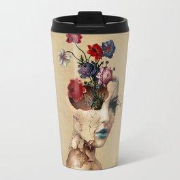 Broken Beauty Travel Mug