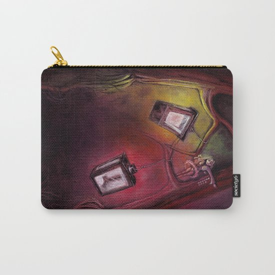 catch me if I fall Carry-All Pouch