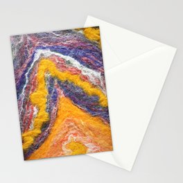 Earth Rainbow I - FELT Expressions Stationery Cards