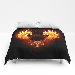 Wings Phoenix Comforters