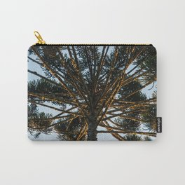 Araucaria branches II Carry-All Pouch