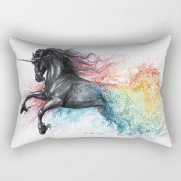 Unicorn dissolving Rectangular Pillow