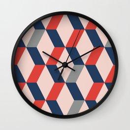 Geometric No.1 Wall Clock