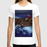 zuko T-shirts featuring Enchanted by NiiArt