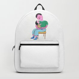 I Love My Daddy Backpack