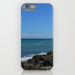 Beautiful Santa Lucia Beach iPhone Case