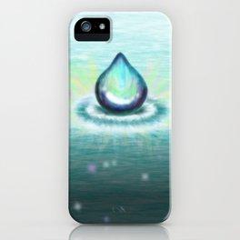Magic Water iPhone Case