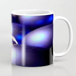 Christmas Ornaments : Blue Christmas Coffee Mug
