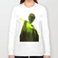 neon Long Sleeve T-shirts featuring Neon by Mike Fernandez