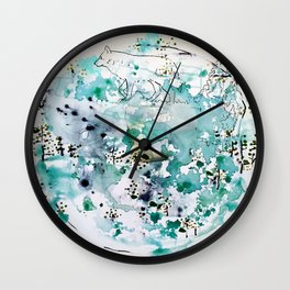walker Wall Clock