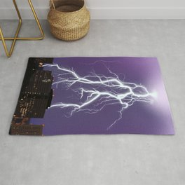 The Electric Woman Rug